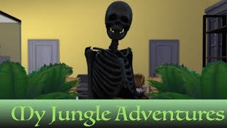 My Jungle Adventures: Daddy Is A Skeleton (Part 35)