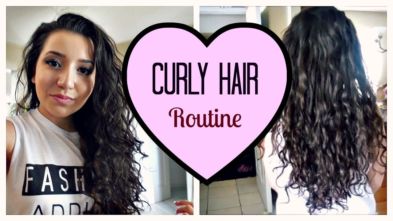 how can i style my curly hair curly hair routine how i style my curly wavy hair 5728