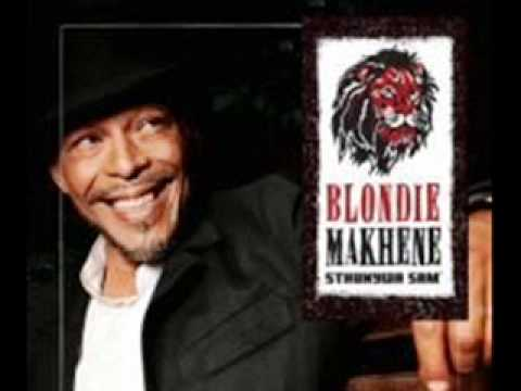 Blondie Makhene  -   Its Over