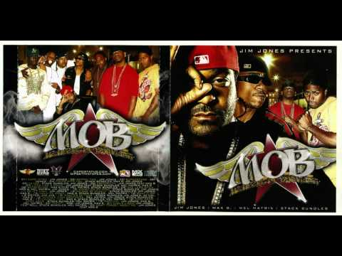 Jim Jones Feat Rell, Stack Bundles & Mel Matrix - Chalk Lined (720p HD)