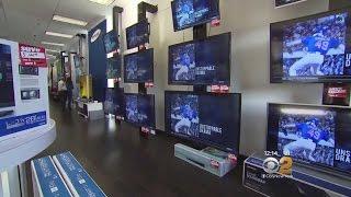Energy Efficient TV Trouble