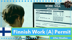 How to Apply for Work Permit l A Type Visa l Finland