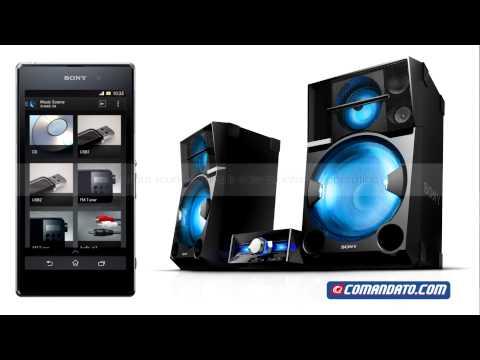 Equipo de Sonido Sony   HCDSHAKE77   Comandato.com