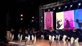 The British School  Mohali Rap Indian classical Dance 2017