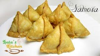 Samosa Recipe - Aloo Samosa Recipe - Punjabi Samosa Recipe - Indian Snack Recipe In Hindi
