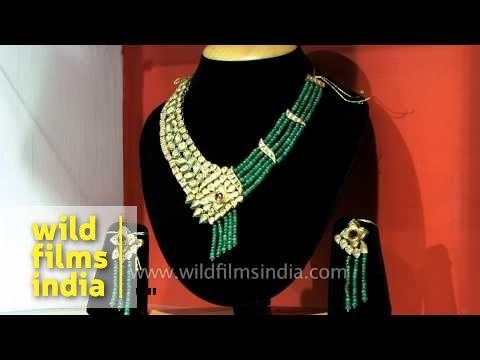 Designer's wedding jewellery for sale in India