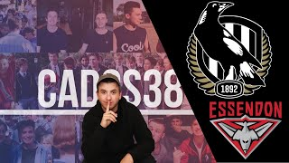 Collingwood vs Essendon Round 23 AFL Live Stream 2019