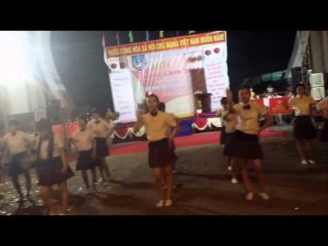 Dân vũ Trống cơm và Nhà có 5 nàng tiên [KP Hương Sơn] [1080pHD]