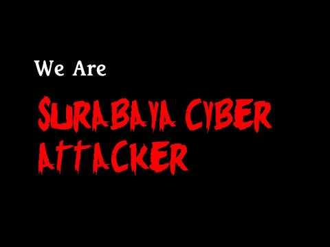 Surabaya Cyber Attacker