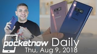 Samsung Galaxy Note 9 Unpacked, everything you need to know - Pocketnow Daily