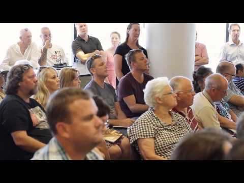 InRoom Auctions with the Ray White GC South Network  - Summer Spectacular Auction 2015