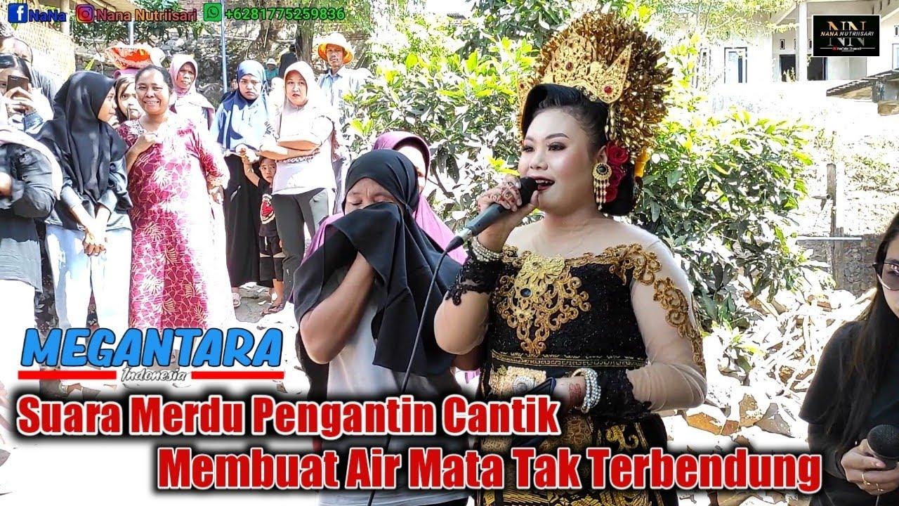 Download AIR MATA TAK TERBENDUNG KETIKA PENGANTIN MENYUMBANGKAN SUARA MERDUNYA