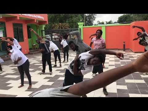 Epic Aerobic Session - Gym City Ghana