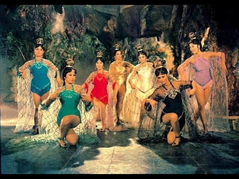 The Cave Of Silken Web 1967 Shaw Brothers ** **盤絲洞