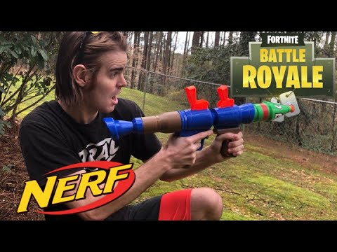 Honest Review: Nerf Super Soaker Fortnite RL