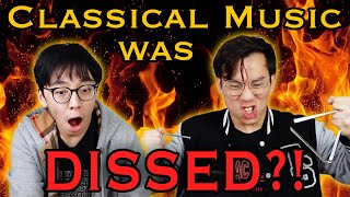 The Classical Music Community is Under Attack