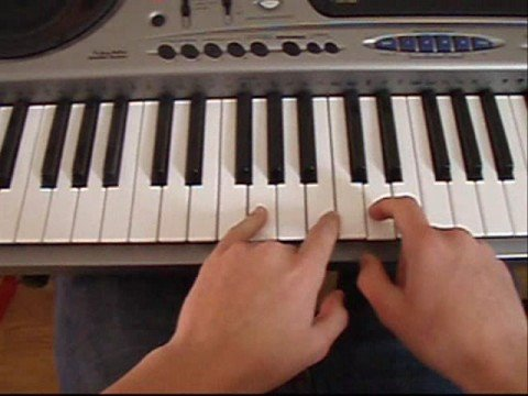How To Play The Keyboard Riff In Summer Of 69 Youtube