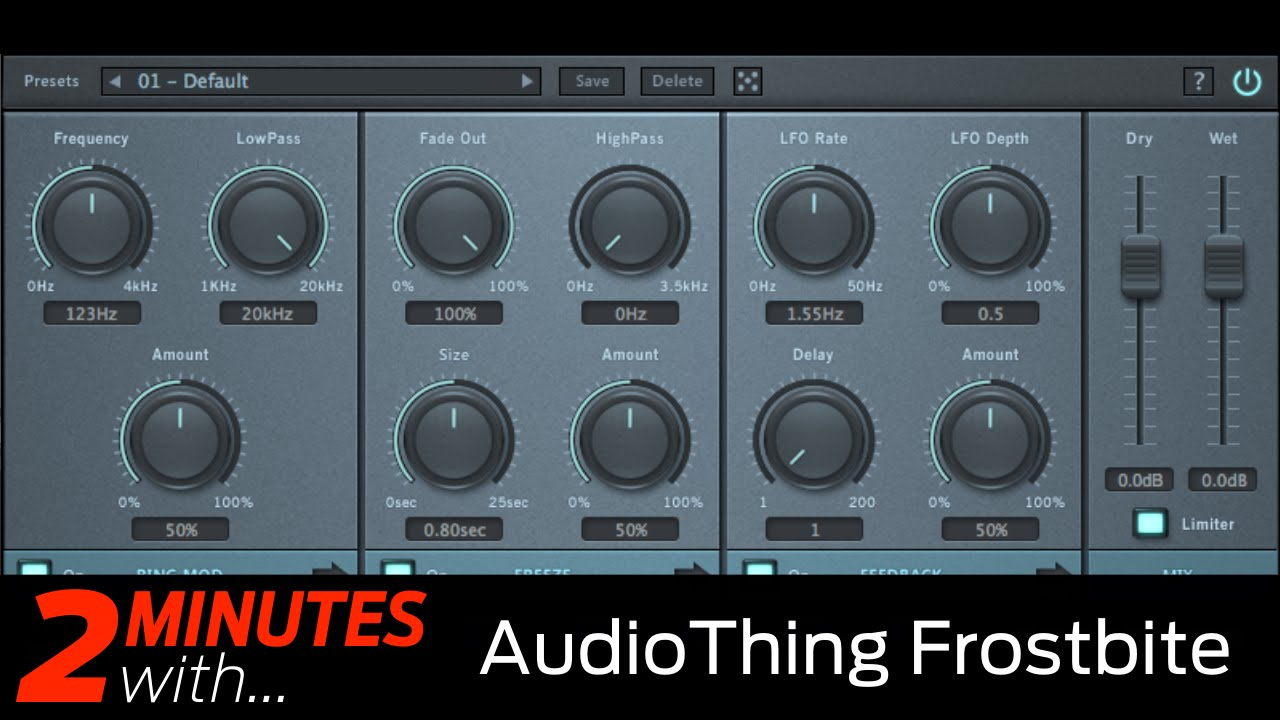 AudioThing Plugins Bundle VST Free Download
