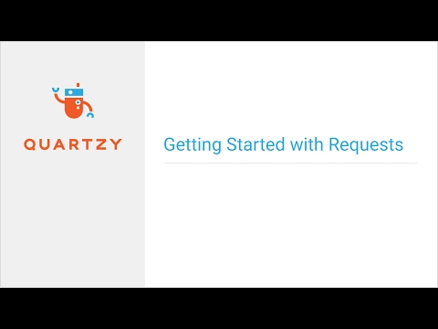 Quartzy Requests: Getting started Mp3
