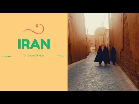 Iran Trip : Yazd and Kashan