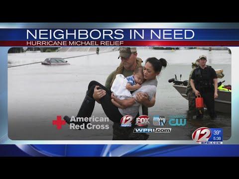Neighbors in Need: WPRI 12 to host Hurricane Michael Relief Drive