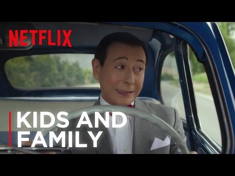 Peewee's Big Holiday   Bank Robbery  Netflix