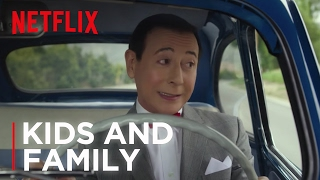 Pee-wee's Big Holiday | Clip Bank Robbery | Netflix
