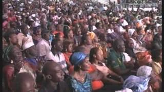 Le célèbre orchestre guinéen Bembeya Jazz de Conakry a illuminé le palais de la culture