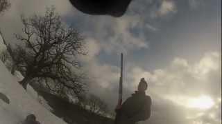 "Dog Cam ""rob Cam"" Pheasant Shooting At Powis Castle 26th January 2013"