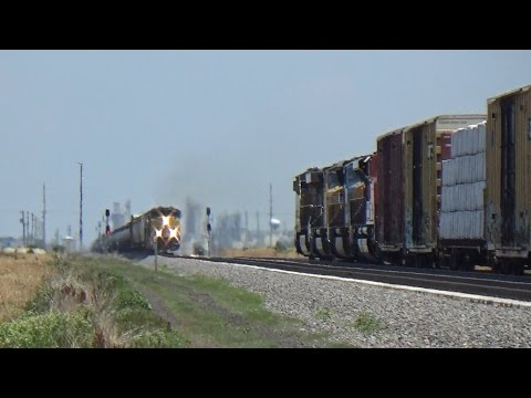Railfanning UP between North Platte and Boone Iowa