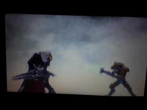 Halo Legends Arbiter Vs Harka Youtube