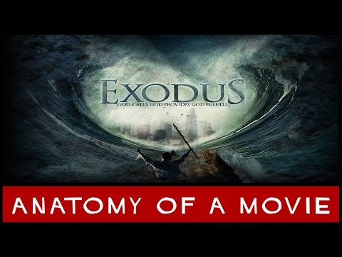 Exodus: Gods and Kings (Christian Bale) | Anatomy of a Movie