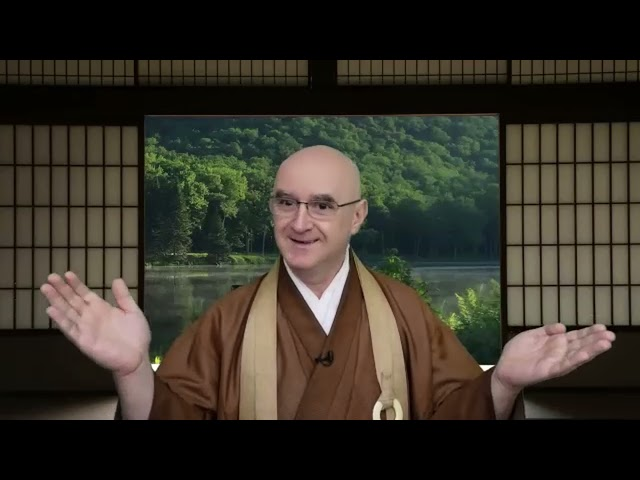 Musings on Duality and Happiness – Teisho by Chigan Roshi, 2021.10.10