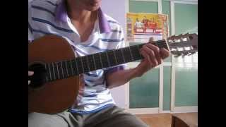 Hoa Ban trắng (Bức Tường) - Hướng dẫn đệm guitar