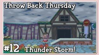 Throw Back Thursdays - Animal Crossing City Folk (Ep. 12)
