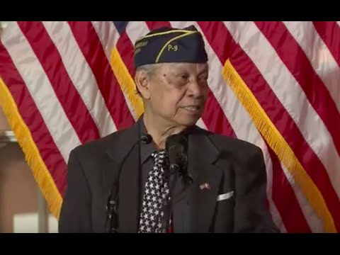 Filipino World War II Vet Who Lives in Arlington to Benefit from New Immigration Program