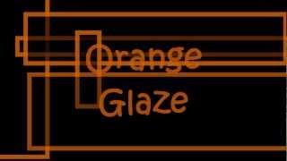 Orange Glaze By Orange Pomegranate
