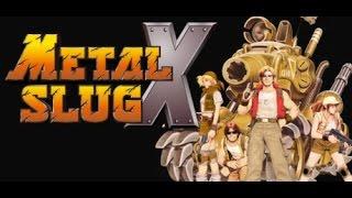 METAL SLUG X : -