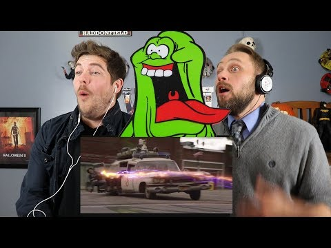 GHOSTBUSTERS: Afterlife Trailer Reaction + Thoughts