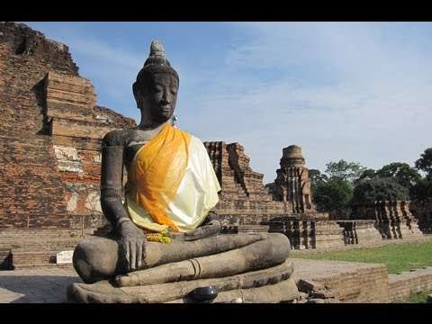 From Bangkok to Ayutthaya - Ancient Capital of Thailand