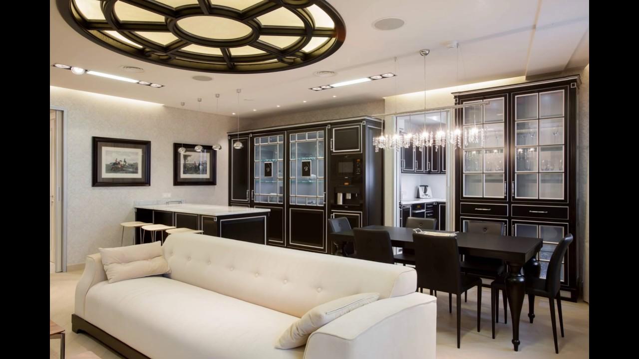 Дизайн квартиры в четырех комнатной 323