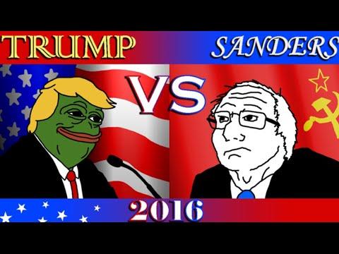 Trump or Sanders?