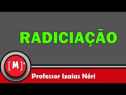 Radiciação - Aula 05 - Exercício Resolvido