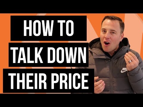 Wholesaling Real Estate - How to Talk to Sellers to Bring The Price Down [CASE STUDY]