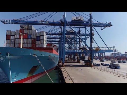 China's challenge: Trade