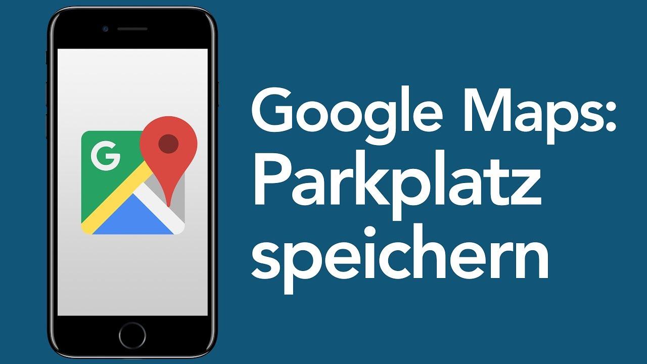 Maps Standort Markieren