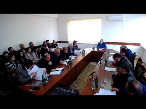Բերդ համայնքի ավագանու 26.12.2019 նիստ