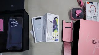 UNBOXING BLACKPINK SPECIAL EDITION | SAMSUNG GALAXY A80