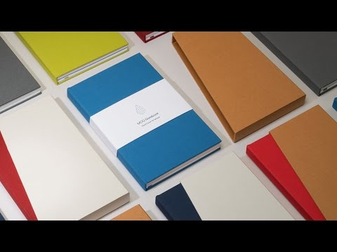 Meet the MOO Notebook family