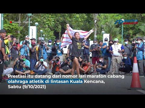 Odekta Elvina Naibaho, Persembahkan Medali Emas Terakhirnya di PON XX Papua